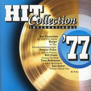 Hit Collection International '77 - Cover
