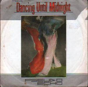 Cover - Pseudo Echo: Dancing Until Midnight