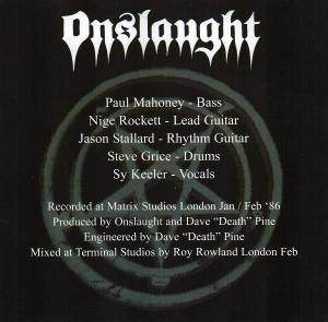 Onslaught: The Force (CD) - Bild 2