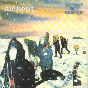 Cover - Mekons, The: Retreat From Memphis