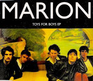 Cover - Marion: Toys For Boys