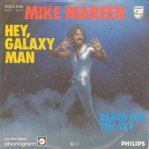 Cover - Mike Mareen: Hey, Galaxy Man