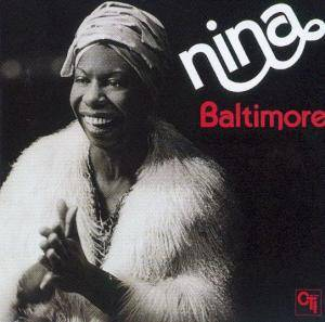 Nina Simone: Baltimore - Cover