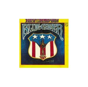 Blue Cheer: New! Improved! - Cover
