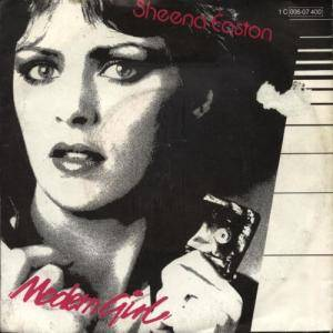 Sheena Easton: Modern Girl - Cover