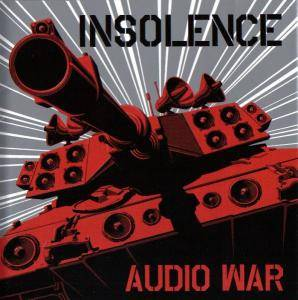 Cover - Insolence: Audio War