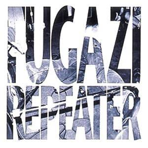 Cover - Fugazi: Repeater