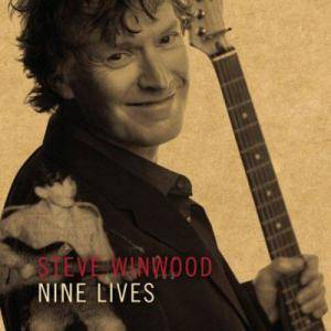 Steve Winwood: Nine Lives - Cover