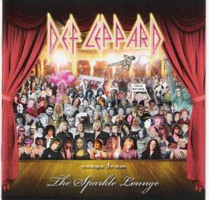 Cover - Def Leppard: Songs From The Sparkle Lounge