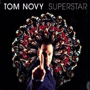 Cover - Tom Novy: Superstar
