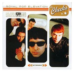 Cheeks, The: Royal Pop Elevation - Cover