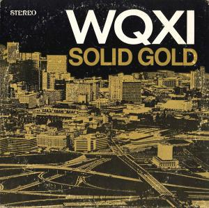 WQXI Solid Gold - Cover