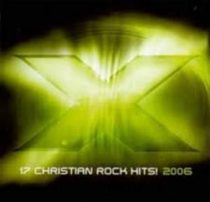 X 2006: 17 Christian Rock Hits! - Cover