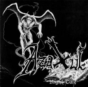 Cover - Azaxul: Night Tale/Death To Macrocosm