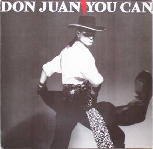 Cover - Don Juan: You Can