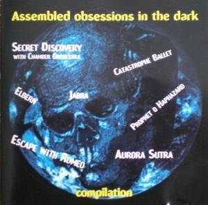 Cover - Aurora Sutra: Assembled Obsessions In The Dark