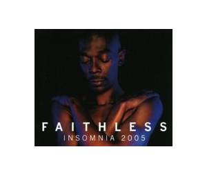 Faithless: Insomnia 2005 - Cover