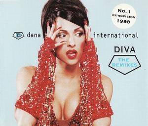 Dana International: Diva - Cover