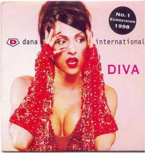 Dana International: Diva (Single-CD) - Bild 1