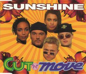 Cover - Cut 'n' Move: Sunshine