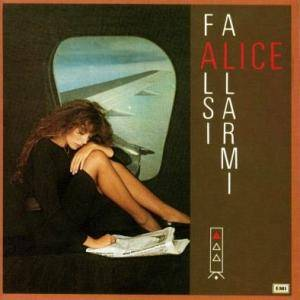 Cover - Alice: Falsi Allarmi