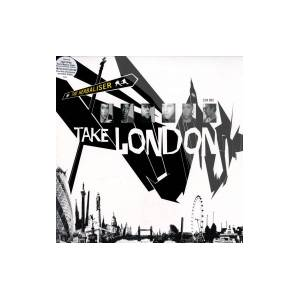 The Herbaliser: Take London - Cover