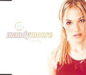 Cover - Mandy Moore: Candy