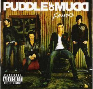 Cover - Puddle Of Mudd: Famous