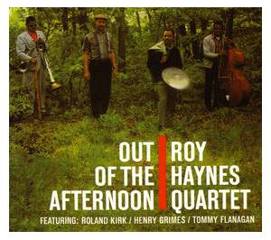 Roy Haynes Quartet: Out Of The Afternoon - Cover