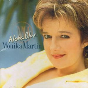 Monika Martin: Aloha Blue - Cover