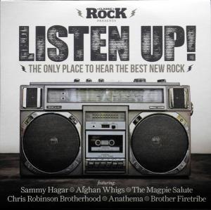Classic Rock 237 - Listen Up! - Cover