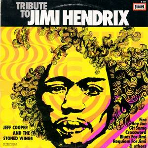 Jeff Cooper And The Stoned Wings: Tribute To Jimi Hendrix - Cover