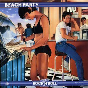 Rock'n'Roll Era - Beach Party, The - Cover