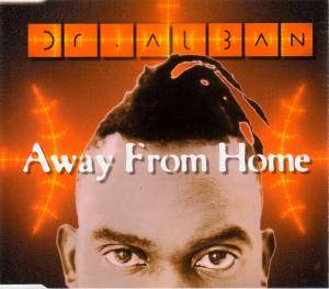 Dr. Alban: Away From Home - Cover