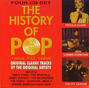 Cover - Viscounts, The: History Of Pop - 1958 To 1965, The