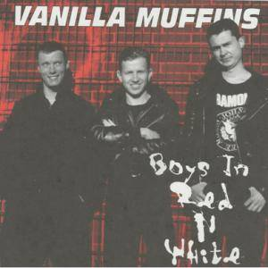 Cover - Vanilla Muffins: Boys In Red 'n White