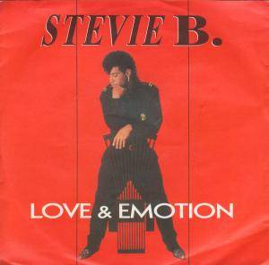 Stevie B.: Love & Emotion - Cover