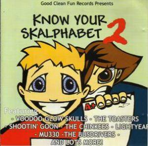 Cover - Planet Smashers, The: Know Your Skalphabet 2