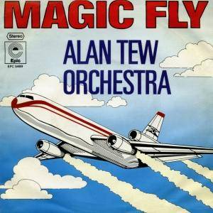 Cover - Alan Tew Orchestra: Magic Fly