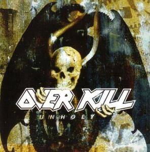 Overkill: Unholy - Cover