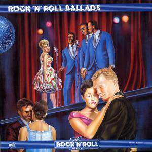 Rock'n'Roll Era - Rock'n'Roll Ballads, The - Cover