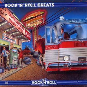 Rock'n'Roll Era - Rock'n'Roll Greats, The - Cover