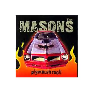 The Masons: Plymouthrock - Cover