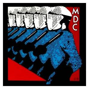 MDC: Millions Of Dead Cops - Cover