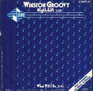Cover - Winston Groovy: Nightshift