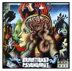 Brainticket: Psychonaut - Cover