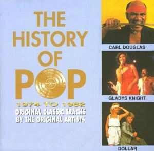 History Of Pop - 1974 To 1982, The - Cover