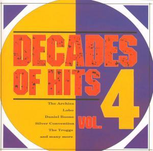 Decades Of Hits Vol. 4 - Cover