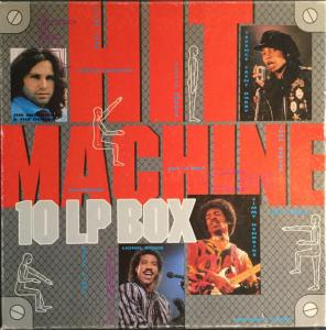 Hit Machine - 10 LP Box - Cover