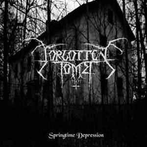 Forgotten Tomb: Springtime Depression - Cover